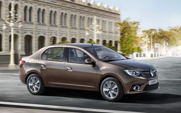 АВТОВАЗ останавливает производство Renault Logan и Sandero