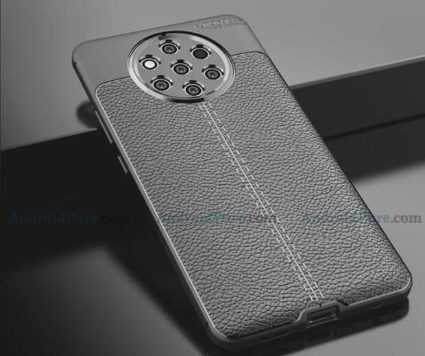Nokia 9 PureView: смартфон с уникальной камерой позирует на изображениях
