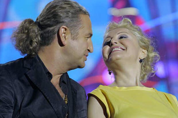 Леонид Агутин назвал свою «формулу любви» с Анжеликой Варум