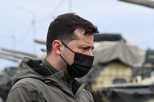 Зеленский открыл новые позорные горизонты для Украины (ВИДЕО)