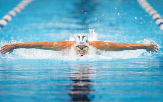 Плавание. Фото: pixabay.com