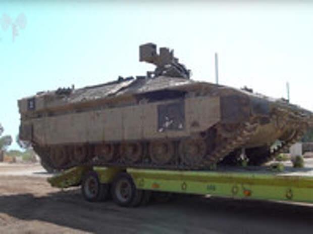 Израиль заявил о готовности к наземной операции против ХАМАСа в рамках нового конфликта