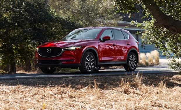 Mazda CX-5 является лидером в своем классе благодаря превосходным характеристикам, вместительности и изысканным материалам отделки интерьера.   Фото: nydailynews.com.