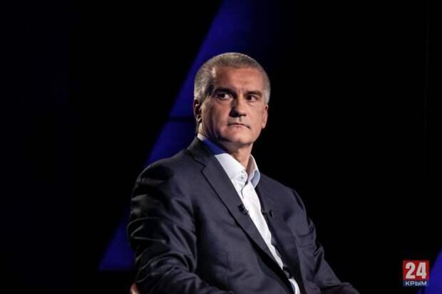 «Территория без людей»: Аксёнов рассказал, какой нужен Крым властям Киева