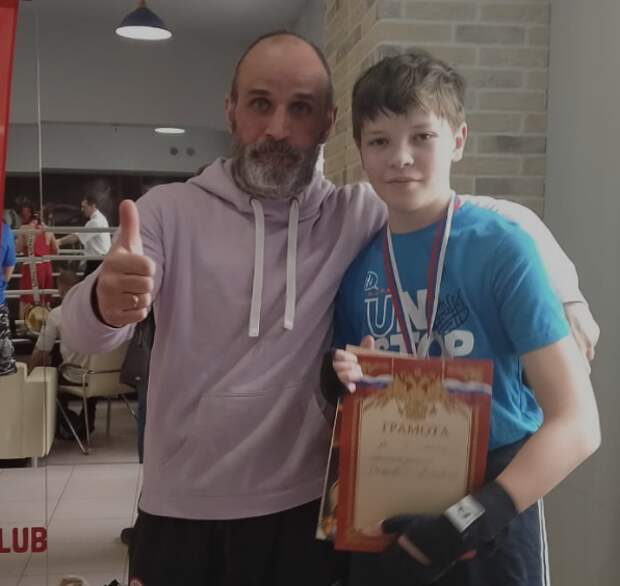 Юные боксеры из Куркина стали победителями столичного турнира