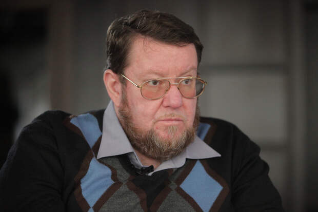 Любит наш народ... Евгений Сатановский