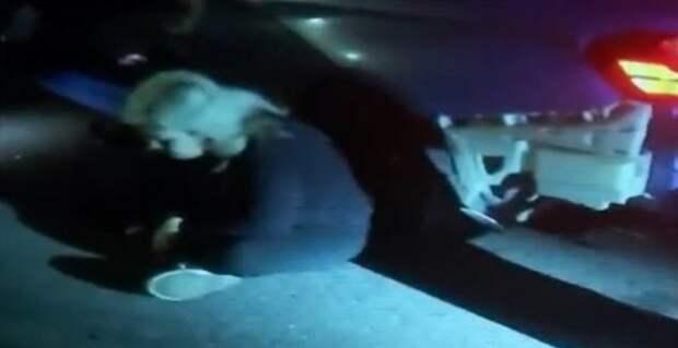 Пошла на взлет: пьяная американка врезалась в клумбу на скорости 160 км/ч