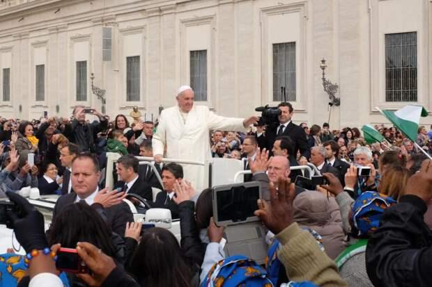 Папа Римский Франциск собирается посетить климатический саммит ООН: Новости ➕1, 17.05.2021