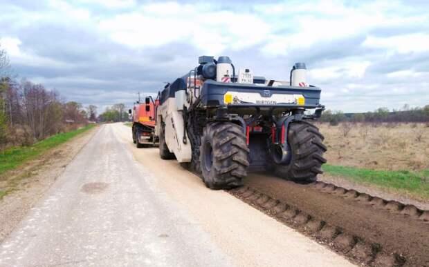 Дорогу от Ермиши до Кадомского района отремонтируют в рамках нацпроекта