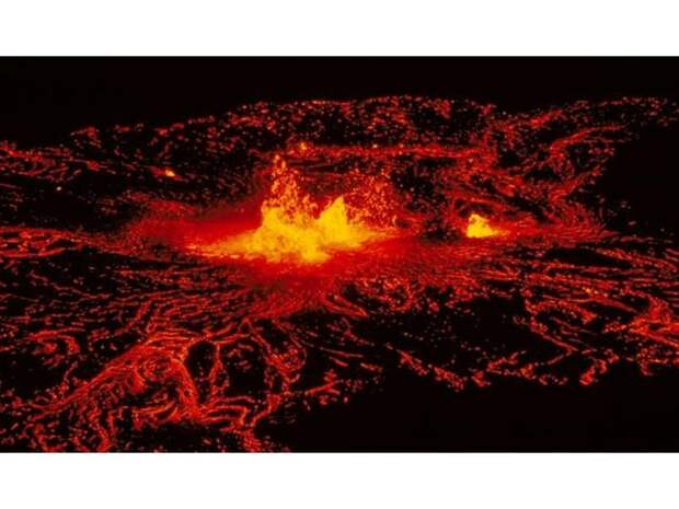 Землетрясения и вулканы