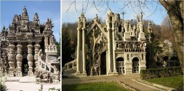 Безумные и прекрасные здания