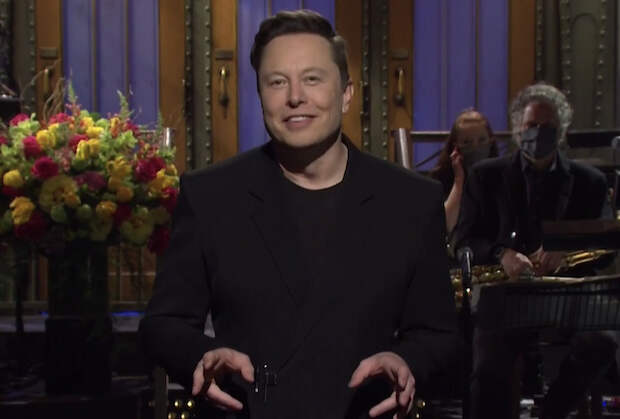 SNL: Elon Musk Says He's First Host With Asperger Syndrome, Stops Short of Testing Network Censors — Watch