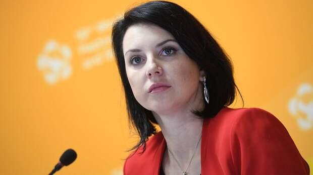 Слуцкая ответила на обвинения в адрес российских фигуристок: «Это клевета, надо разбираться на серьезном уровне»