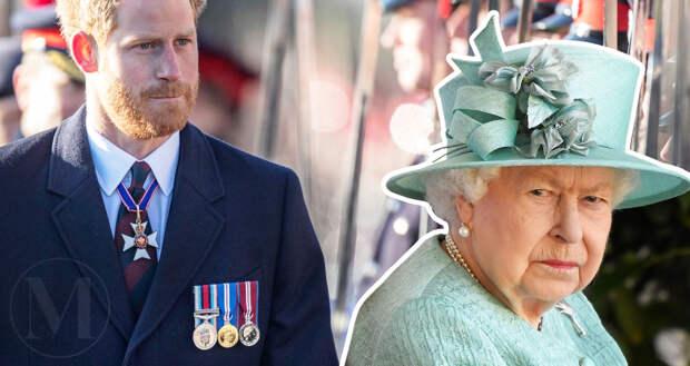 Принц Гарри подписал контракт на выпуск четырёх книг, одну из которых опубликуют после кончины королевы