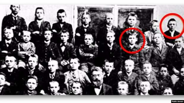 Адольф Гитлер и Людвиг Витгенштейн учились в одном классе