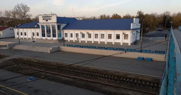 Посадку и высадку на пассажирский поезд «Алматы-Оскемен» запретили в Усть-Каменогорске