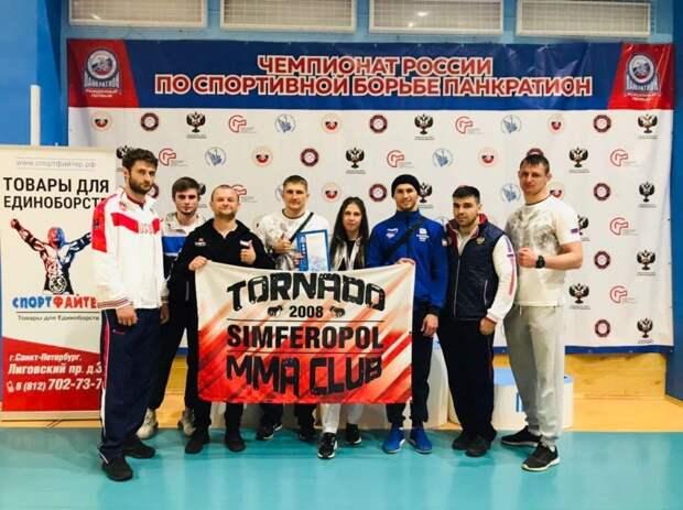 Крымчане выиграли две медали в Санкт-Петербурге