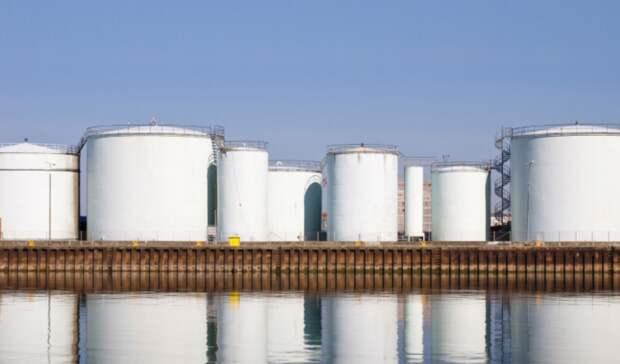 Индия намерена хранить свою нефть вСША