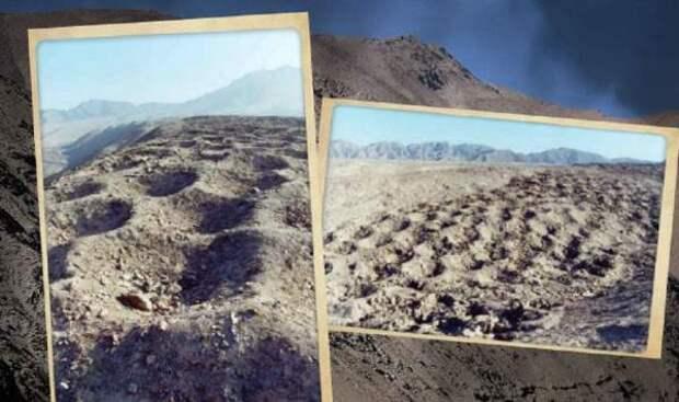 В Перу обнаружены таинственные отверстия