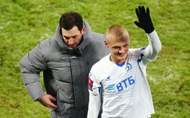 Агент Тюкавина: «Снимаю перед Шварцем шляпу. Будь у «Динамо» российский тренер, Костя ждал бы дебюта еще года два»