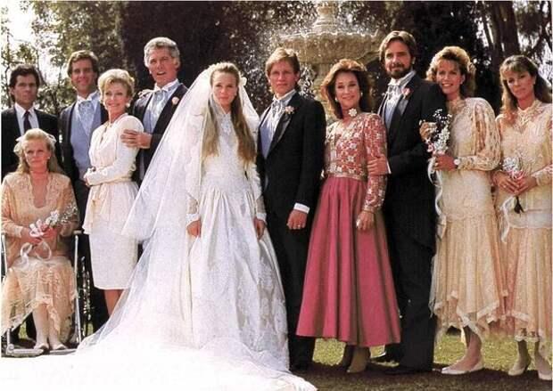 Лучшие зарубежные сериалы на экранах телевизора в 90-х годах