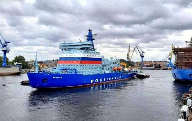 Россия готовит «арктическую революцию» в области морских перевозок