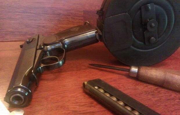 5 странных образцов огнестрельного оружия, которые тем не менее использовались по назначению