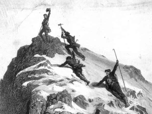 Тайны мира Тайна горы Маттерхорн — почему ее не могут разгадать уже 150 лет
