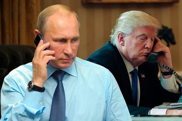 Путин – единственный человек в мире, способный уничтожить США – Дональд Трамп