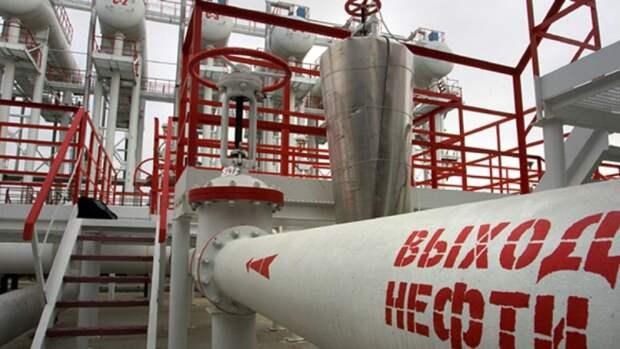 Почти на2% снизились доходы России отэкспорта нефти вянваре–феврале 2020