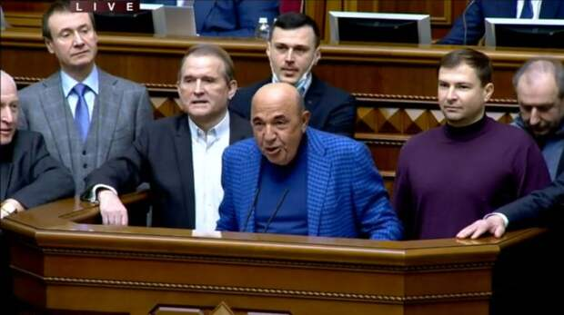 "Планы Зеленского на Украину - диктатура и кровь: ""Слуга народа"" привёл страну к беде"