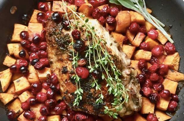 Берем индейку и делаем 7 вкуснейших блюд
