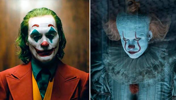 Полиция объявила Джокера и Пеннивайза в розыск