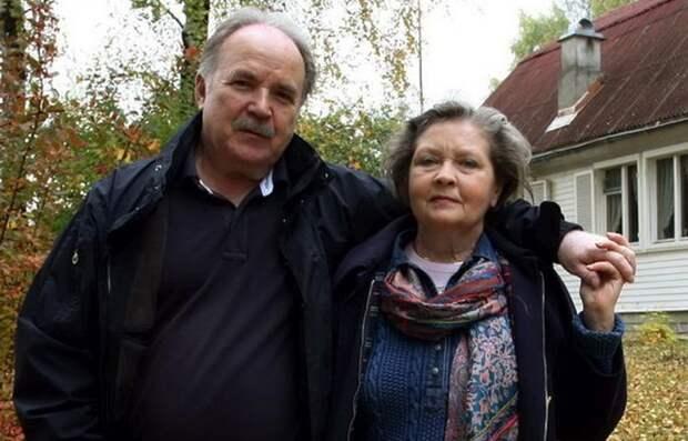 Николай Губенко и Жанна Болотова. / Фото: www.intermedia.ru