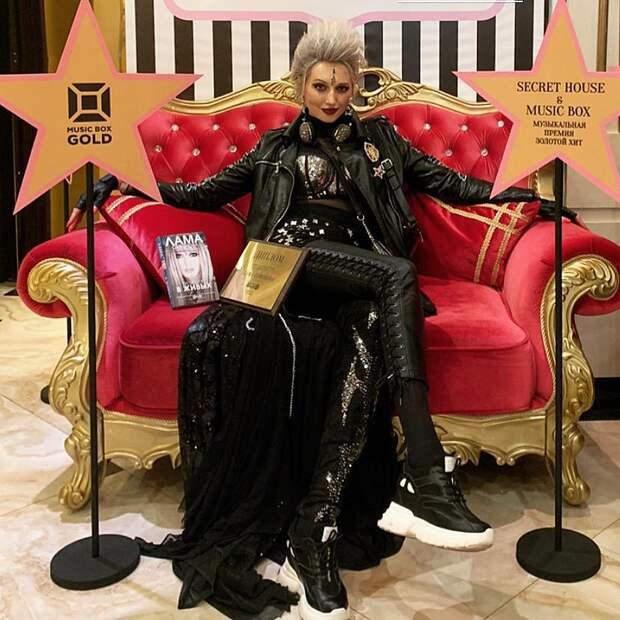 Назло болезни: Lama Сафонова на 4-й стадии рака потрясла выступлением и получила сразу две премии