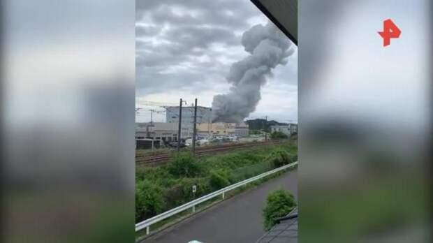 Взрыв прогремел на химзаводе в Фукусиме, пострадали четыре человека