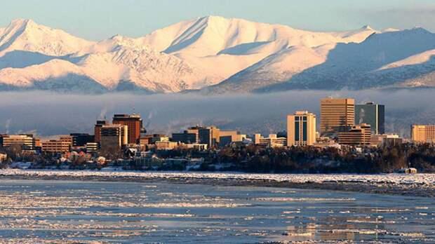 Сейсмологи зафиксировали землетрясение магнитудой 4,8 на Аляске