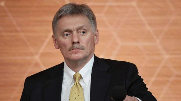 Песков рассказал о поручении Путина по ситуации в Казани