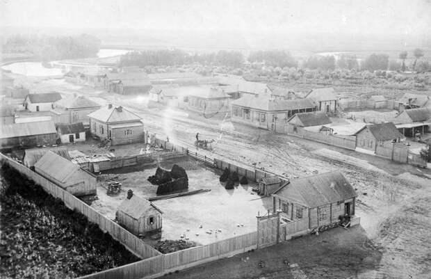 Немецкая деревня Штреккерау, Саратовская область, 1939 год Bundesarchiv/CC BY-SA 3.0 de/Wikimedia Commons