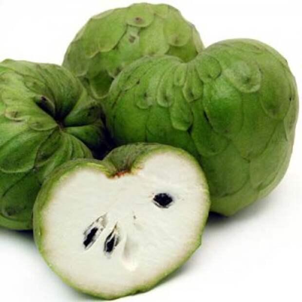 Знакомимся с экзотическими фруктами (Ч. 3-я)