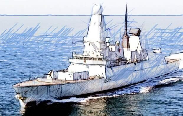 КрепкИ британские эсминцы: мы их бомбИм – они плывут...