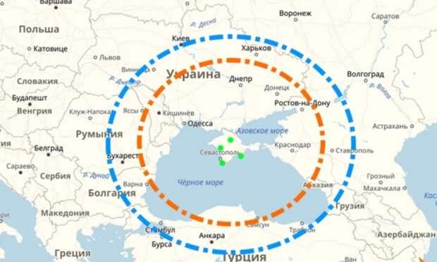 У российских ПВО есть разрешение сбивать самолёты над Крымом без предупреждения