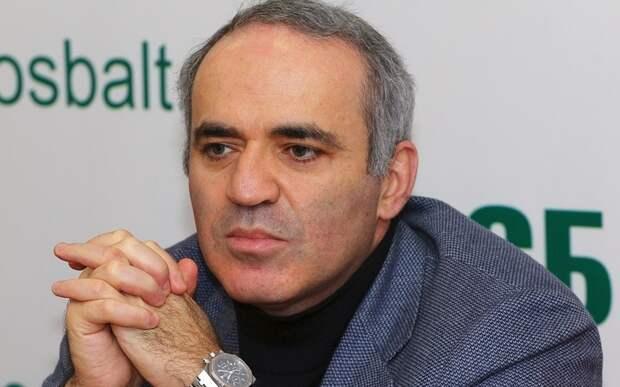 Гарри Каспаров: Новой мишенью Путина может стать Беларусь