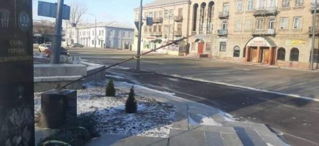На «декоммунизацию» молодежь Украины отвечает «бандеропадом»