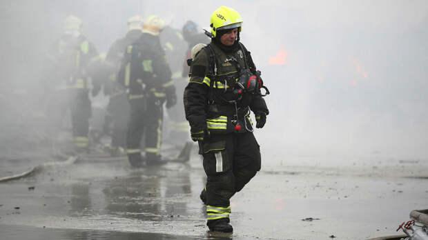 Ресторан Beerlin загорелся в Саратовской области в День Победы