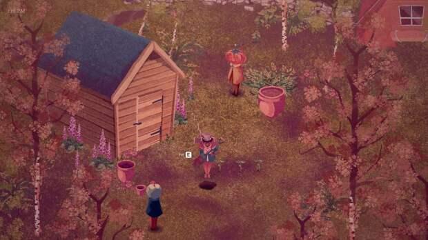 Анонсирован уютный и медитативный симулятор жизни The Garden Path