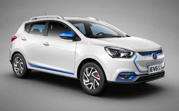 Электрическое притяжение: Volkswagen создаст СП с китайской JAC