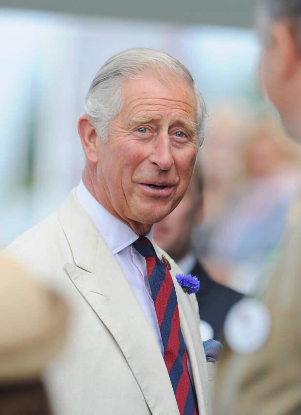 Принц Чарльз поздравил внука Арчи