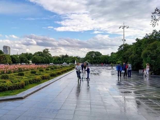 Синоптики спрогнозировали затяжные дожди в Центральной России