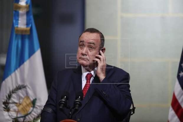 NICARAGUA OPOSICIÓN - Giammattei pide a Nicaragua a cesar persecución y liberar a opositores